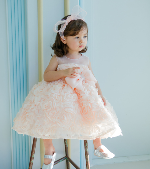 9a3cb37094c 10-15Y Flower Girl Dress